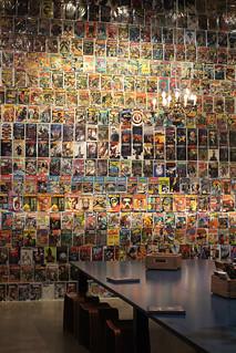Comics Table | Amy Bae
