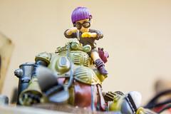 Luca e Robo (FaruSantos) Tags: chronotrigger chronotriggerformationarts toys miniaturas games videogames jogos