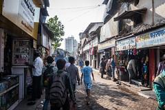 Mumbai - Bombay - Dharavi slum tour-35
