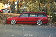 Volkswagen Passat GLX VR6 (NGcs / Gábor) Tags: car volkswagen passat vr6 b3 variant usdm americanspec stance glx