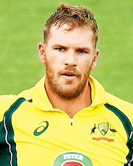 Aaron Finch (The Celebs Fact) Tags: aaron finch