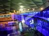 Embarkation bridge (Mata Telinga) Tags: jakartaairportterminal3 handphone colours abstract