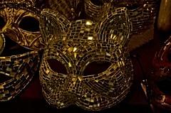 cat mask (stempel*) Tags: venice wenecja italy włochy pentax k30 50mm gambezia cat mask glass jewel