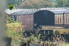 86235 Gloucestershire Warwickshire Railway 270917 (Dan86401) Tags: 86235 br mk1 guv nka generalutilityvan coach carriage pressedsteel rm royalmail post postal mail gloucestershirewarwickshirerailway gwsr