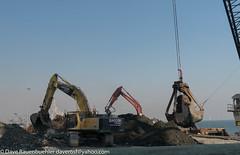 Pier 96 Bay Bridge Debris 10-2017 (daver6sf@yahoo.com) Tags: p96 zaccor baybridge portofsanfrancisco debree recycling