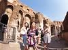 Rome (kirstiecat) Tags: rome italy italia roma people strangers canon colosseum coliseum piazzadelcolosseo