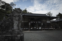 0329 (Shota Fukuda) Tags: 日本 japan 岩手県 遠野 神社 shintoshrine 南部神社