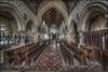 Deene Church Interior 16 (Darwinsgift) Tags: st peters church deene northamptonshire nikon d850 hdr laowa 12mm zero d f28 interior