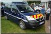 Peugeot Partner Gendarmerie  Nationale (Breizh56) Tags: france pentax peugeot partner gendarmerienationale urgences emergency