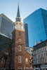 Old and New in Boston (keithhull) Tags: oldsouthmeetinghouse boston massachusetts architecture city unitedstates 2017 newengland explore