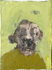 Fantasmas (PabloQuerea) Tags: painting art artbrut paint pórtrait portrait portrat