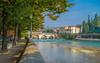 Verona (05) (Vlado Ferenčić) Tags: citiestowns cities cityscape rivers vladoferencic verona vladimirferencic italy adige adigeriver bridges nikond600 nikkor173528 veneto