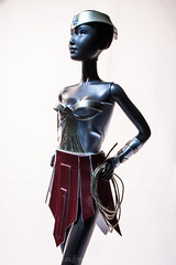 MY OWN VERSION OF WONDER WOMAN NUBIA (@rafazapatta) Tags: aabarbie barbiedoll blackwonderwoman modelmuse nubia dccomics rafazapatta samsungnx wonderwoman wonderwomannubia