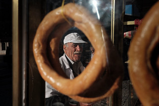 Simit - Eminönü, Turkey