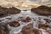 Achnahaird, Assynt, Scotland (MelvinNicholsonPhotography) Tags: achnahaird scotland assynt beach boulders rocks water longexposure nisi nisifilters