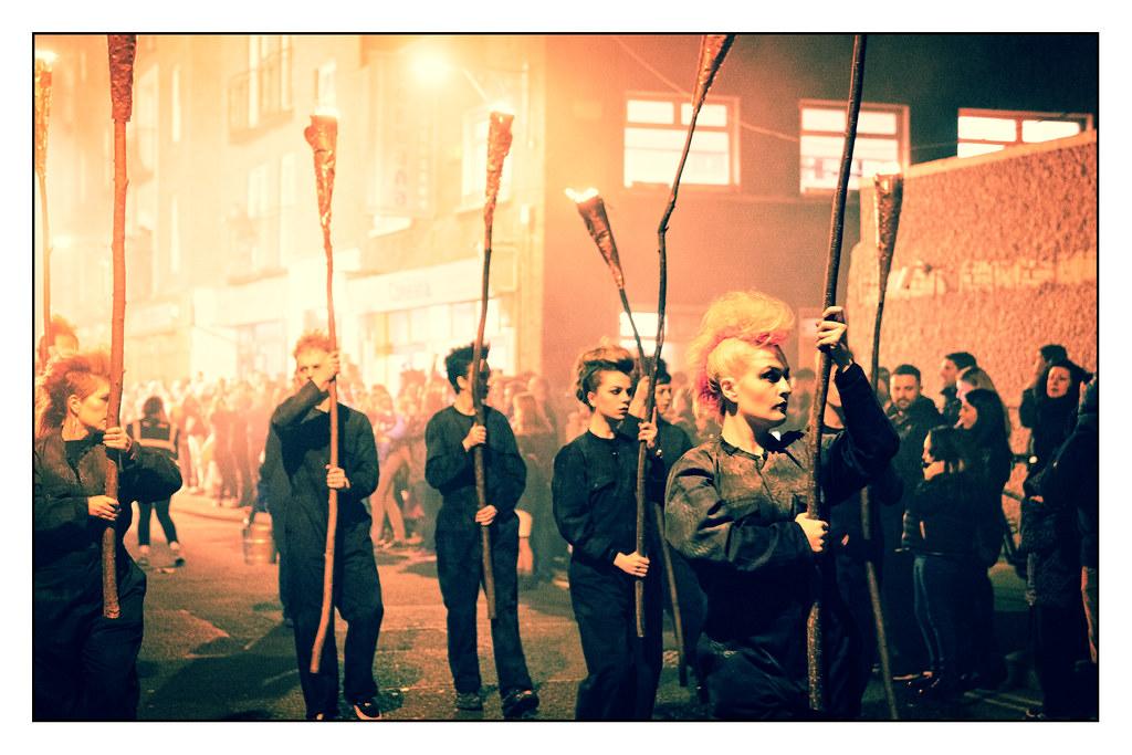 MACNAS HALLOWEEN PARADE IN DUBLIN ON MONDAY 30 OCTOBER [BRAM STOKER FESTIVAL IN DUBLIN ]-133706