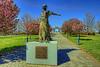 Le Monument aux Morts (cmfgu) Tags: nationalddaymemorial bedford va virginia bedfordcounty worldwarii wwii blueridgemountains june61944 alliedarmedforces veterans monument bedfordboys lemonumentauxmorts statue