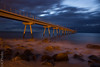 Pont del Petroli#5 (JCPhoto +1.500.000 Visitas/Visits Thanks to all) Tags: pontdelpetroli badalona catalunya barcelona ©jcphoto josepcayuelaamanecer puente petroli rocas seda