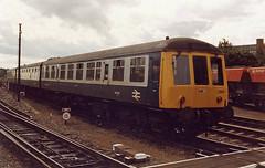 BR-W51086-L595-Redhill-030988b (Michael Wadman) Tags: w51086 l595 redhill dmu class119 britishrail