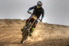 208 (Andy Tee) Tags: motocross motorbike racing dirt bike wheelie hdr ktm 250