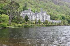 IMG_3215 (avsfan1321) Tags: kylemoreabbey ireland countygalway connemara castle abbey water landscape mountains mountain green lake pollacapalllough pollacapalllake