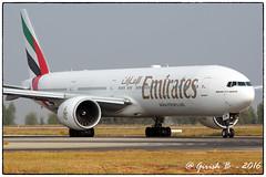 A6-EGM (Girish Bhagnari) Tags: ek emirates spotting vobl bengaluru airplane boeing boeing777