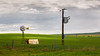 Windmill and Stobie pole (RWYoung Images) Tags: rwyoung canon 5d3 windmill stobie clare paddock field rural country southaustralia australia