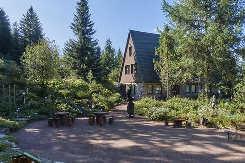 Rennsteiggarten Oberhof