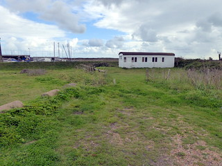 Former Railway Carriage, Rye Harbour