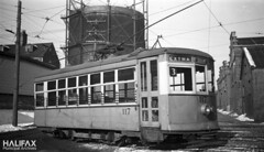 Birney Car no. 117 (Halifax Municipal Archives) Tags: halifax novascotia canada trams birney streetcars trolley archives history