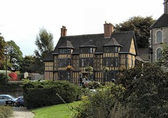 Castle Gates House (Mrs Fogey) Tags: building architecture house castlegateshouse garden shrewsbury shropshire