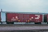 DOOR MUST BE OPENED WITH WHEEL (douglilly) Tags: conrail enola 50 boxcar