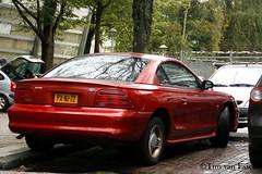 Ford Mustang - 1997 (timvanessen) Tags: pxnj72 automaat automatic aut eerste eigenaar trouwe liefde ford entam amsterdam