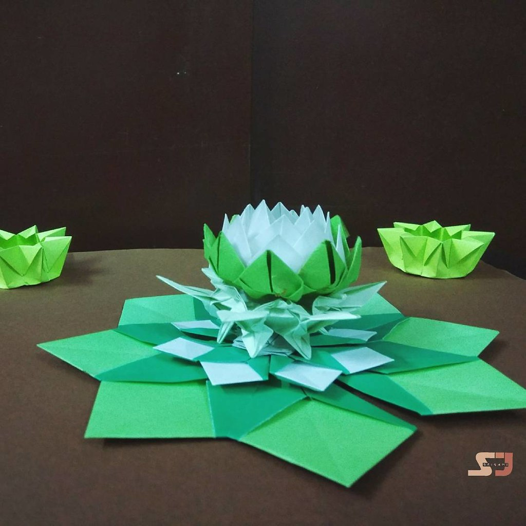 The World's Best Photos of modular and origami - Flickr ... - photo#19