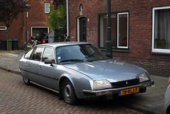 1984 Citroën CX 25 TRD Turbo (rvandermaar) Tags: 1984 citroën cx 25 trd turbo citroëncx citroen citroencx sidecode7 78rlj7