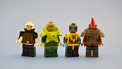 You know the drill (th_squirrel) Tags: lego figbarf scifi sinestro corps lantern dc comics alien dengar minifig minifigure minifigs minifigures