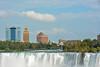 Niagara Falls, NY Skyline. (Owen_Abma) Tags: niagara falls niagarafalls waterfall new york ny newyork water skyline city