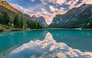 Dolomiti - lago di Dobbiaco