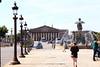 Place de la Concorde / 協和廣場 (Fu Ling) Tags: paris 巴黎 法國 france 塞納河 seine placedelaconcorde 協和廣場 fontainedesmers 方尖碑 luxorobelisk