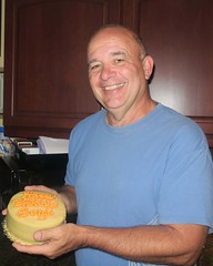 Chantilly Birthday Cake (BarryFackler) Tags: my60thbirthday birthday cake birthdaycake napoleonsbakery chantillycake food bakedgoods favorite kitchen home icing smile smiling happy man kane barronfackler barryfackler captaincookhawaii kona cookslanding polynesia southkona westhawaii captaincook bigisland sandwichislands hawaiiisland hawaiianislands captaincookhi event occasion specialevent celebration 2017