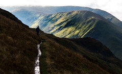 Out of the Shadows (chocoholicbumpkin) Tags: cumbria lakedistrict patterdale october 2017 fcbs mountains autumn fells sunshine