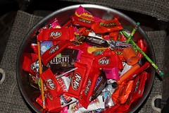 Trick or treat (cynthiarobb) Tags: