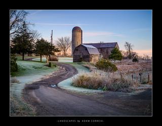 Graham Road Barn