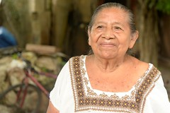 Mexican Indian (geraldineh.dutilly) Tags: mexican mexico indian woman senior campeche