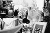 Mazu Procession (Linus Wärn) Tags: asia eastasia taiwan taichung mazu procession streetphotography monochrome bw blackandwhite blackwhite