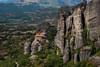 Meteora - Agios Nikolaos (ravpix) Tags: greece griechenland meteora kastraki kalambaka agiosnikolaos