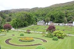 IMG_3232 (avsfan1321) Tags: kylemoreabbey ireland countygalway connemara green garden