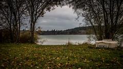 Malbuisson . Lac de Saint Point (alain.deroubaix) Tags: typephoto lacdesaintpoint géographie hautjura automne paysage poselongue techniquephoto