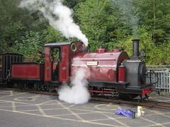 IMG_7631 - George England and Co. 'Small England' 2 Prince (SVREnthusiast) Tags: severnvalleyrailway svr severnvalley severn valley railway georgeenglandandcosmallengland2prince georgeenglandandco smallengland 2 prince autumngala2017