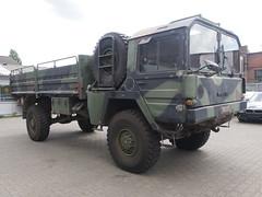 MAN 5t mil gl (Vehicle Tim) Tags: man lkw truck pritschenlkw flatbedtruck military militär army armee bundeswehr fahrzeug gl